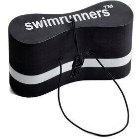 Swimrunners Ready For Pull Belt , musta
